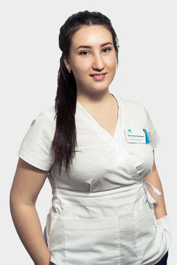 Александрина Анастасия Павловна