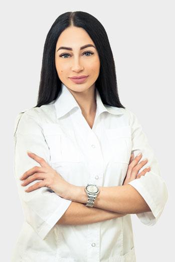 Богач Екатерина Антоновна